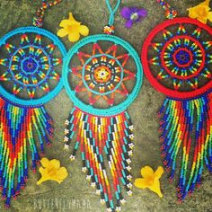 15 crochet dream catcher patterns and tutorials – artofit – Artofit Making Dream Catchers, Dream Catcher Art, Beading Projects, Crochet Projects, Los Dreamcatchers, Beading Patterns, Crochet Patterns, Dream Catcher Patterns, Crochet Wall Art