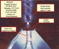Giant Crystal Pyramid Discovered In Bermuda Triangle Crop Circles, Tantra, Atlantis, Kirlian Photography, Einstein, Tesla Coil, Bermuda Triangle, Copper Pyramid, Nikola Tesla