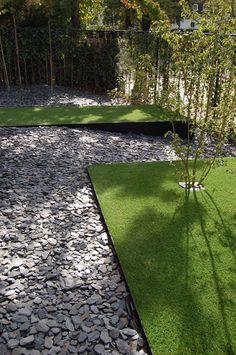 Césped artificial para jardines, diseño innovación, creatividad y si que da para…
