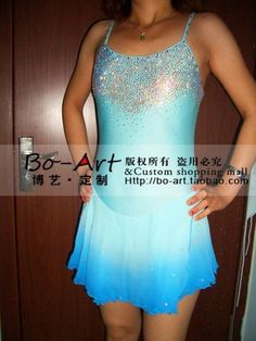 boart hot sales Ice Skating Dress Beautiful  New Brand vogue Figure Ice Dress Competition customize A1072