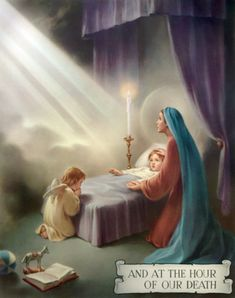 Hail Mary in Pictures.This is just beautiful. Hail Mary , Full of Grace The Lord is with Thee I have never seen such beautiful pictures depicting the prayer 'Hail Mary' , ever before. Catholic Prayers, Catholic Art, Catholic Saints, Roman Catholic, Religious Art, Blessed Mother Mary, Blessed Virgin Mary, Holy Mary, Image Jesus