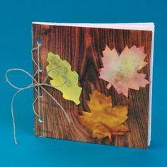 S&S Worldwide Nature Journal Kit Craft Kit