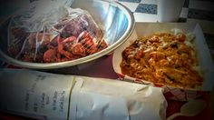 Houston, TX: Calliope's - Crawfish, Etoufee, and an Oyster Poboy