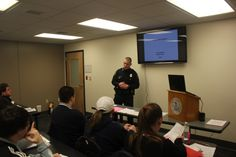 Citizens Police Academy alumnus and now Exeter, NH Police Officer speaks about his experiences.