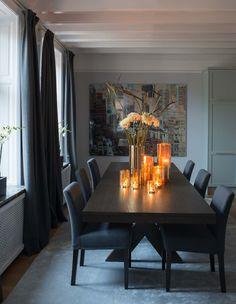 Matplats med bord från Slettvoll