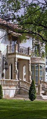 Architecture can still be romantic. Leo Dowell Designs