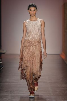 Fernanda Yamamoto Ready To Wear Fall Winter 2016 Sao Paulo - NOWFASHION