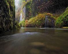 Eagle Creek | Jesse Estes Photography