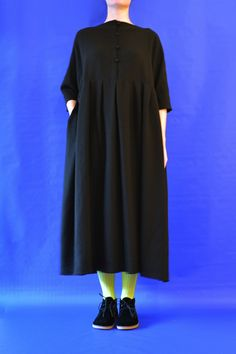 Daniela Gregis long sleeves novembre dress