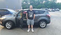 Cool Ford 2017: Jeffrey, we hope you enjoy your new 2017 FORD ESCAPE.  Congratulations and best ... Car24 - World Bayers Check more at http://car24.top/2017/2017/07/12/ford-2017-jeffrey-we-hope-you-enjoy-your-new-2017-ford-escape-congratulations-and-best-car24-world-bayers/