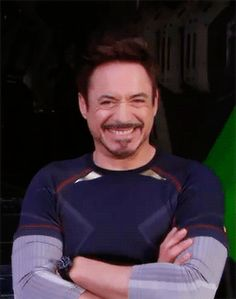 RDJ.. Love his smile!