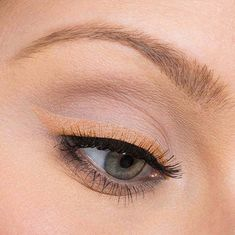 Love the subtleness of the LORAC Front of the Line PRO Eye Pencilin Nude. Xo Carol Winged Liner, Wings, Pencil, Nude, Eyes, Feathers, Arrows