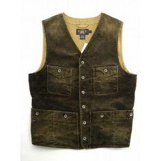 Ralph Lauren RRL men's vest;)