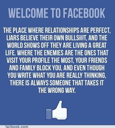 Friday Humor: Facebook | Search Engine Journal