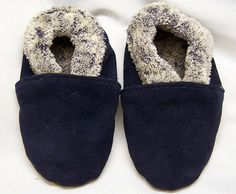 suede baby shoes winter lined warm suede mocassins on Etsy, $17.99