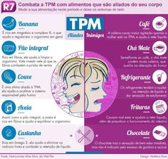 TPM e os alimentos