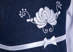 Hungarian Handmade Matyo Embroidery http://www.etsy.com/listing/103527083/girls-dress-elegant-handmade-matyo?ref=related-1