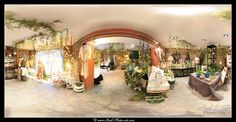 Panoramic virtual 3D: Symphorine Florist Shop in Limoges  Site :   www.axel-photo-art.com  Page Facebook :   www.facebook.com/axelphoto