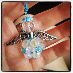 Belly Button Rings, Angels, Handmade, Jewelry, Fashion, Moda, Hand Made, Jewlery, Jewerly