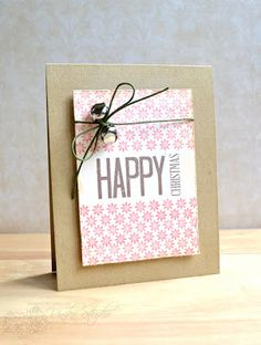 Amy Wanford from the Holiday Cards & More Week Challenge in the Moxie Fab World.