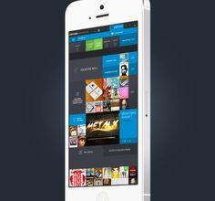 envato1 620x578 12 Briliant Mobile App Redesign Concepts