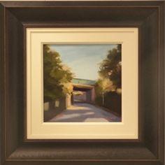 Passing Through Salmesbury by Michael ASHCROFT Original Painting...£795