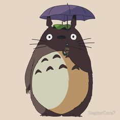 My Neighbour Totoro - Umbrella Totoro