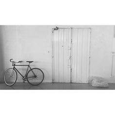 Capturing the essence of our #designstudio in Barcelona #minimalism #missionbicycle