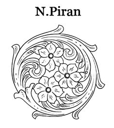 leather carving pattern by Naser Piran - # Leather Carving, Leather Art, Custom Leather, Leather Tooling, Embroidery Patterns, Hand Embroidery, Leather Working Patterns, Metal Embossing, Wood Burning Patterns