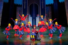 Lord Farquaad in Shrek The Musical  Audition link here: http://www.marqueetheatricalproductions.com/Audition_Information_Webpage.htm