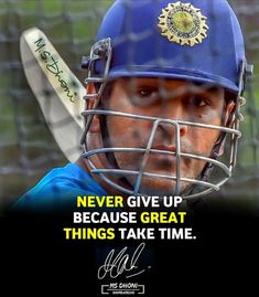 History Of Cricket, World Cricket, Cricket Logo, Cricket Sport, Study Motivation Quotes, Study Quotes, Ziva Dhoni, Dhoni Quotes, Ms Dhoni Photos