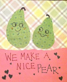 I Made Yet Another Cheesy #Valentine.