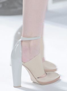Shoes at Lacoste Fall 2013