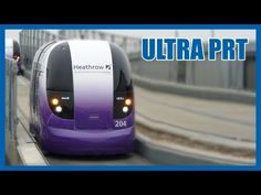 ULTra PRT , fully charged