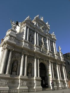 Chiesa di Santa Maria del Giglio - Venice, Italy