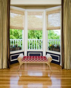Bay Window Treatments Design Pictures Remodel Decor And Ideas Page 2