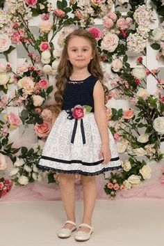 Beatification to vestido Cute Girl Outfits, Little Dresses, Little Girl Dresses, Lovely Dresses, Kids Outfits, Girls Dresses, Baby Girl Fashion, Kids Fashion, Tube Top