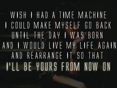 It is sad to belong to someone else lyrics