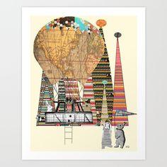 adventure+days+Art+Print+by+Bri.buckley+-+$20.00