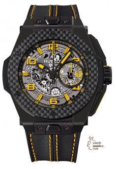 6344be13638 Baselworld 2014  Watch Insider Previews 3 New Hublot Ferrari Chronographs