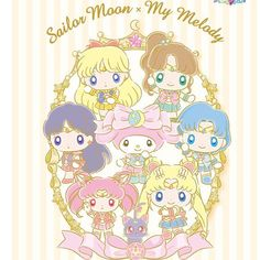 Things we like: the collection Sailor Moon x My Melody - Kawaii Gazette My Melody Wallpaper, Sanrio Wallpaper, Kawaii Wallpaper, Sailor Chibi Moon, Sailor Moon Cosplay, Kawaii Chibi, Kawaii Anime, Sailor Saturno, Hello Kitty Art