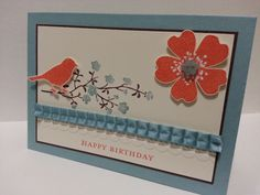 Calypso Breeze Morning Meadow by fyafli69 - Cards and Paper Crafts at Splitcoaststampers