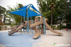 Playground at the Disney's Old Key West Resort