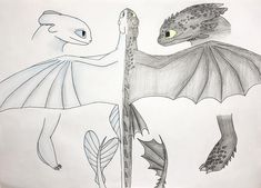 Here's a comparison between marshmallow and toothless😁❤️ I genuinely really like how I drew this💕 not mine btw How To Train Dragon, How To Train Your, Disney Drawings, Cute Drawings, Toothless Drawing, Colour Pencil Shading, Dragon Nursery, Night Fury Dragon, Httyd Dragons