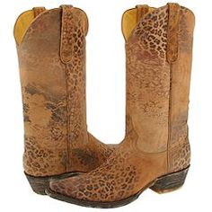Why do I like these Old Gringo boots SO much!?!