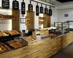 MODERN Bakery Shop Interior Design