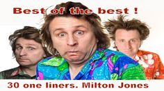 30 One liners | Milton Jones | Best of the best!