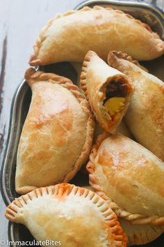 African Meat Pie
