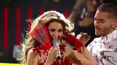 Thalia ft Maluma - Desde Esa Noche | Video Oficial Hd