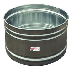 dccfb0558b9 Amazon.com   Behlen Country 50130118C 78-Gallon Galvanized Round Tank    Patio